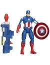 Shockwave Blast Captain America